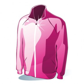 isolated-jacket-vector