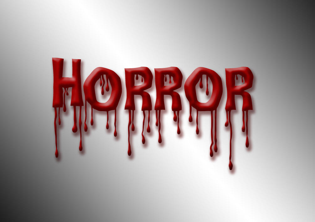 Into Horror logo,text logo,image,horror image,.jpg,